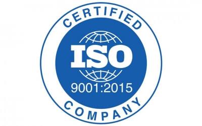 Certificat d'Iso
