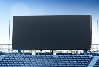 Application Led de panneau d'affichage de stade d'Echran