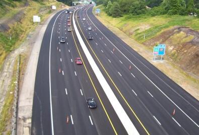 Application d'autoroute de Geobera