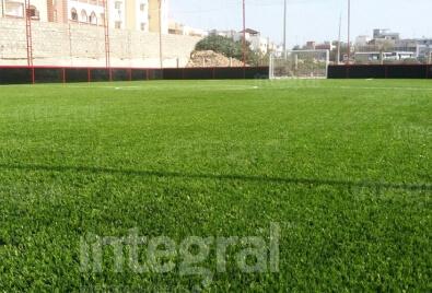 Application de terrain de football modulaire