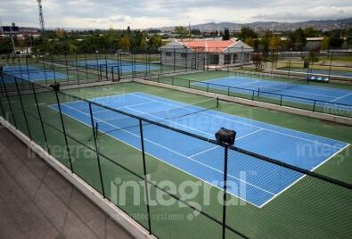 Application de Terrain de tennis